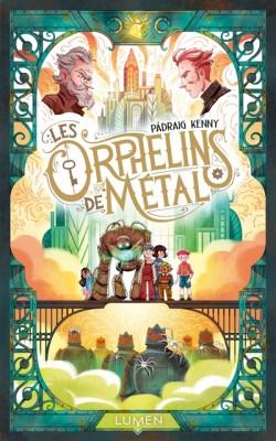 vignette de 'Les orphelins de métal (Pádraig Kenny)'
