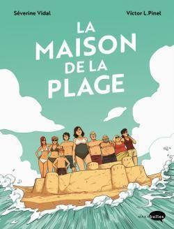 vignette de 'La maison de la plage (Séverine Vidal)'