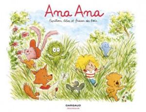 """Afficher """"Ana Ana n° 13 Papillons, lilas et fraises des bois"""""""