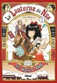 vignette de 'La lanterne de Nyx n° 1 (Kan Takahama)'