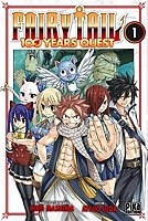 """Afficher """"Fairy Tail 100 years quest n° 1 Chapitre 1 à 9"""""""