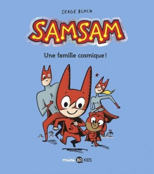"Afficher ""SamSam n° 2 Une famille cosmique !"""