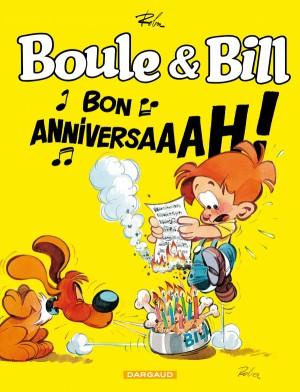 """Afficher """"Boule et Bill Bon anniversaaah !"""""""