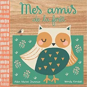 """Afficher """"Mes amis de la forêt"""""""