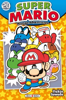 "Afficher ""Super Mario : manga adventures n° 20 Super Mario"""