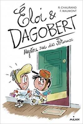 """Afficher """"Eloi et Dagobert n° 2 Mystère rue des Poteaux"""""""