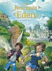 vignette de 'Les rescapés d'Eden n° 1<br /> Au commencement : Les rescapés d'Eden, 1 (Bernard C. Swysen)'