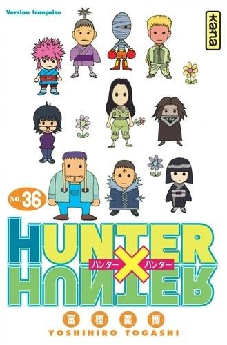 Hunter X Hunter n° Tome 36