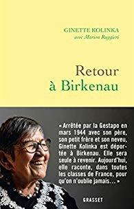 """Afficher """"Retour à Birkenau"""""""
