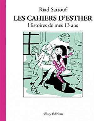 """Afficher """"Les cahiers d'Esther"""""""