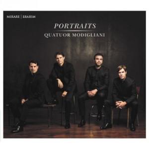 vignette de 'Portraits (Quatuor Modigliani)'