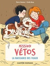 """Afficher """"Mission vétos n° 2 La naissance des veaux"""""""