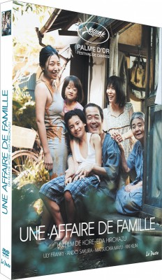 vignette de 'Une affaire de famille (Hirokazu Kore-Eda)'