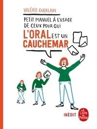 """Afficher """"Petit manuel à l'usage de ceux pour qui l'oral est un cauchemar"""""""