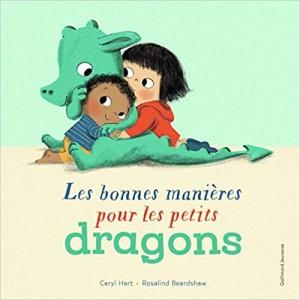 """Afficher """"Les bonnes manières pour les petits dragons"""""""