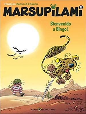 """Afficher """"Marsupilami n° 32 Bienvenido a Bingo !"""""""