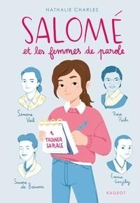 """Afficher """"Salomé et les femmes de parole n° 1 Trouver sa place"""""""