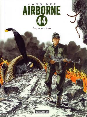 """Afficher """"Airborne 44 n° 8 Sur nos ruines"""""""