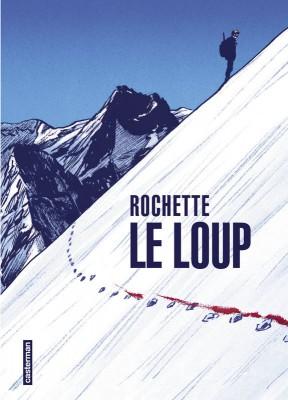 vignette de 'Le loup (Jean-Marc Rochette)'