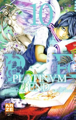 "Afficher ""Platinum end n° 10"""