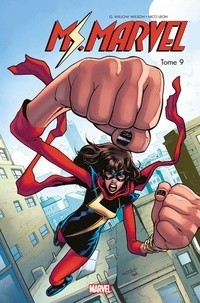 "Afficher ""Miss Marvel n° 9"""