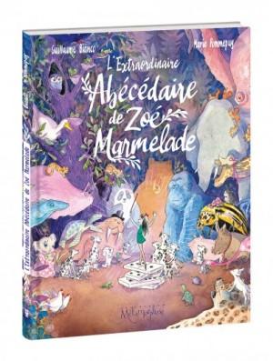 """Afficher """"L'extraordinaire abécédaire de Zoé Marmelade"""""""