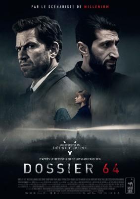 """Afficher """"Enquêtes du Département V (Les) - Dossier 64"""""""