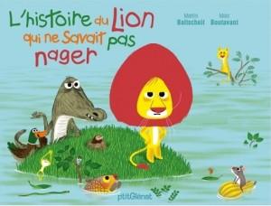 """Afficher """"L'Histoire du lion qui ne savait pas nager"""""""
