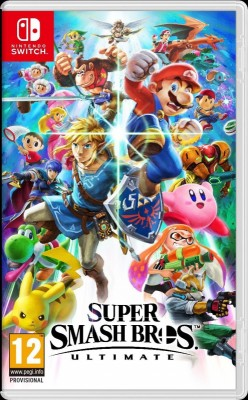 """Afficher """"Super Smash Bros Super Smash Bros Ultimate"""""""