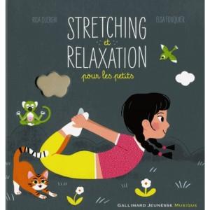 "Afficher ""Stretching et relaxation pour les petits"""