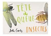 """Afficher """"Tête à queue - Insectes"""""""