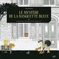 """Afficher """"Le Mystère de la basquette bleue"""""""