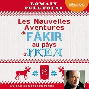 vignette de 'Les nouvelles aventures du fakir au pays d'Ikea 2 (Romain Puértolas)'