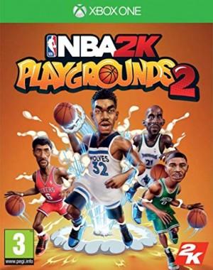 """Afficher """"NBA 2K Playgrounds 2"""""""