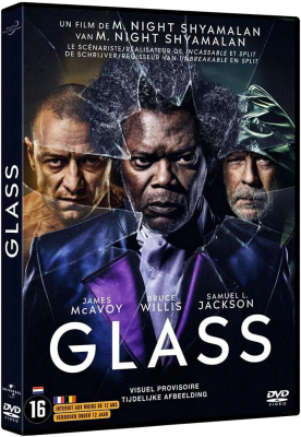 vignette de 'Glass (M Night Shyamalan)'