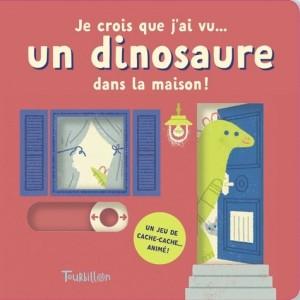 """Afficher """"Je crois que j'ai vu... un dinosaure dans la maison !"""""""