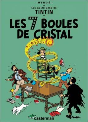 """Afficher """"Les Aventures de Tintin n° 13Les 7 boules de cristal"""""""