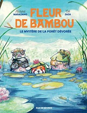 """Afficher """"Fleur de Bambou n° 2 Le mystère de la forêt dévorée"""""""