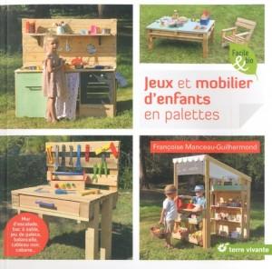 """Afficher """"Jeux et mobilier d'enfants en palettes"""""""
