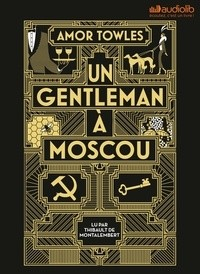"""Afficher """"Un gentleman à Moscou"""""""