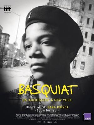 "Afficher ""Basquiat, un adolescent à New York"""