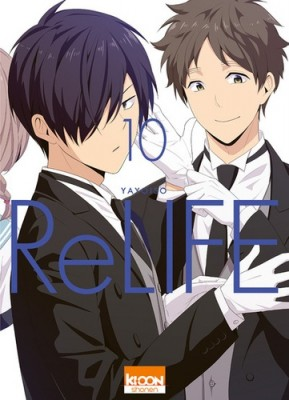 "Afficher ""Relife n° 10 Relife."""