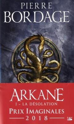 """Afficher """"Arkane n° 1 La désolation"""""""
