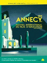 "Afficher ""Annecy Awards 2018"""