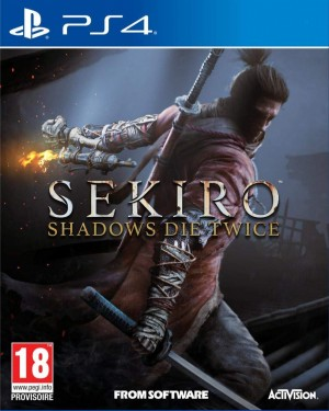 "Afficher ""SEKIRO : shadows die twice"""