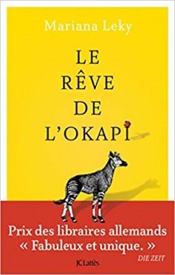 """Afficher """"Le rêve de l'okapi"""""""