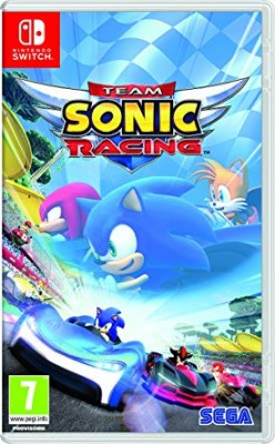 "Afficher ""TEAM SONIC RACING"""