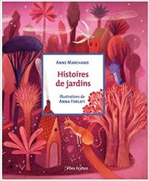 "Afficher ""Histoires de jardins"""