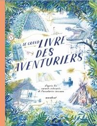 vignette de 'Le grand livre des aventuriers (Teddy Keen)'