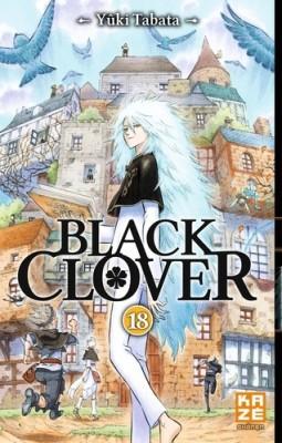 """Afficher """"Black Clover n° 18 La charge du taureau noir enragé : Black Clover, 18"""""""